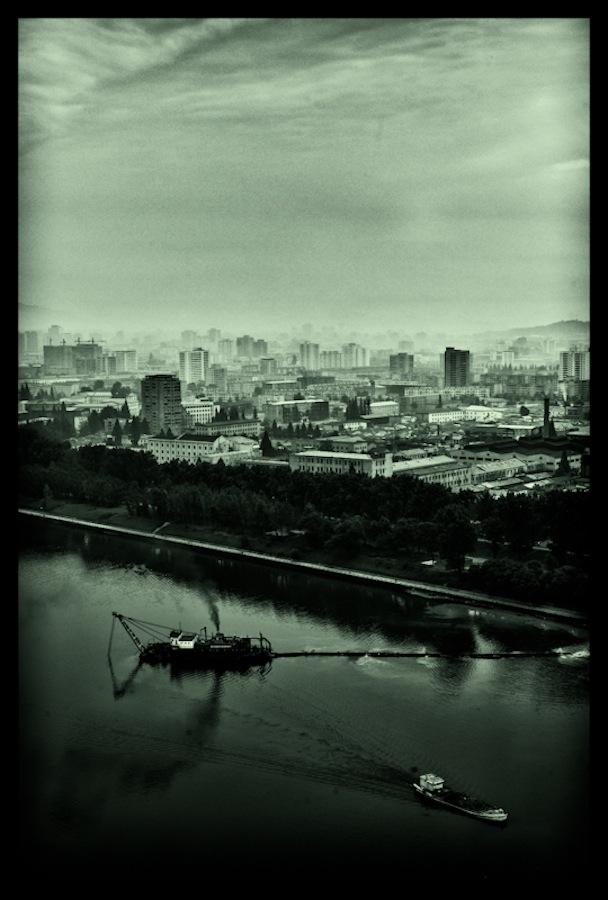 north korea essays